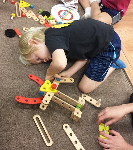 Child Building