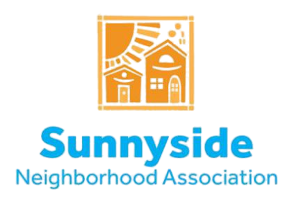 Sunnyside Neighborhood Association